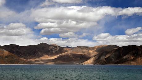 Mindestens so schön wie umkämpft: Die Region um den Pangong Tso See im Bezirk Leh, das zu dem sogenannten Unionsgebiet zwischen Indien und China gehört.