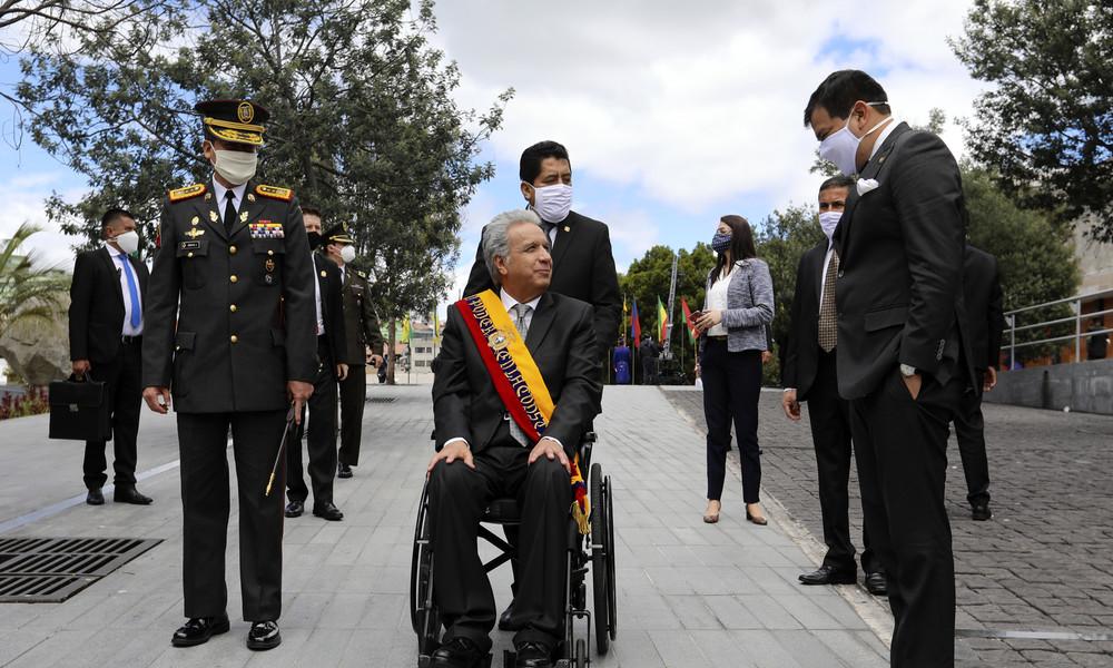 Goodbye Lenín? Ecuadors Präsident gibt Befugnisse ab – das Land versinkt im Chaos