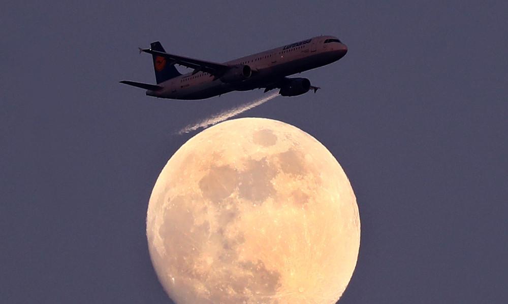 Ratingagentur: Luftfahrtindustrie wird frühestens 2023 Vor-Pandemie-Niveau erreichen