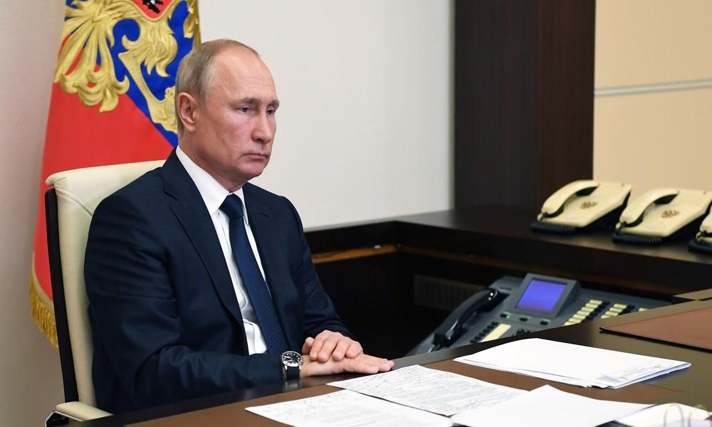 Russland stimmt am 1. Juli über Verfassungsänderung ab