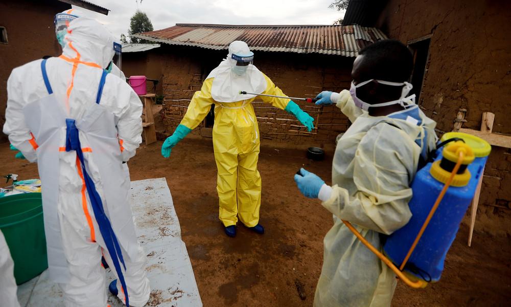 """""""COVID-19 nicht die einzige Bedrohung"""": WHO meldet neuen Ebola-Ausbruch im Kongo"""
