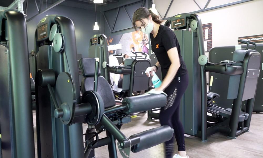 Weitere Lockerungen: Bundesweit fast alle Fitnessstudios wieder geöffnet (Video)