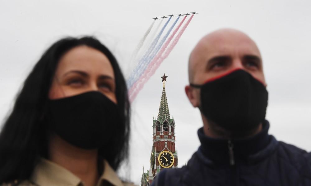 Moskau: Militärs aus 19 Ländern zur Siegesparade auf dem Roten Platz eingeladen