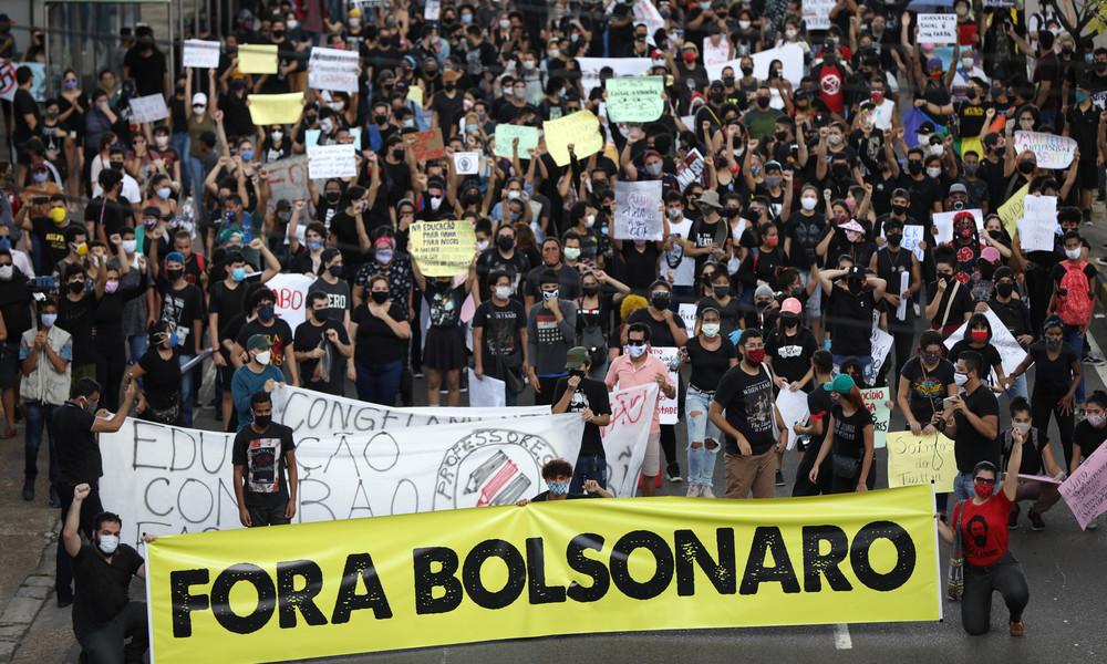 Brasilien: Solidarität mit Protesten in USA nach Tod von 14-Jährigem durch Polizeigewalt