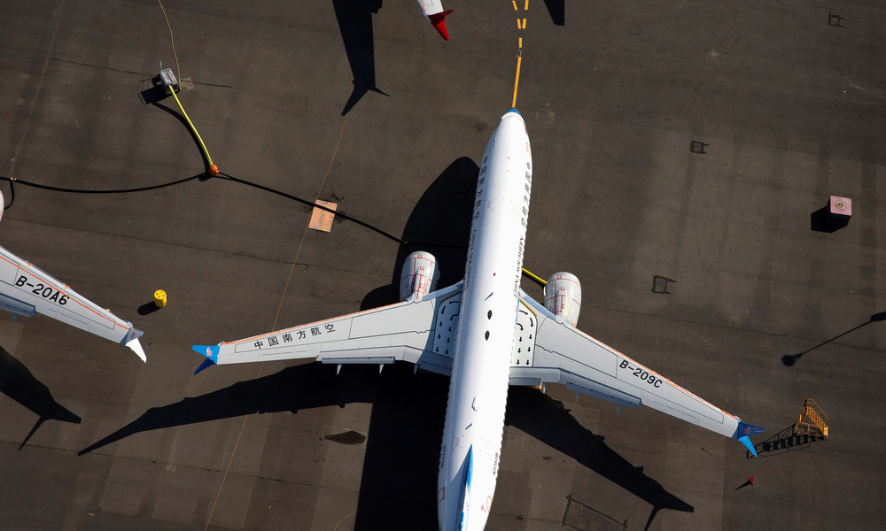 US-Verkehrsministerium verbietet Passagierflüge aus China in die USA