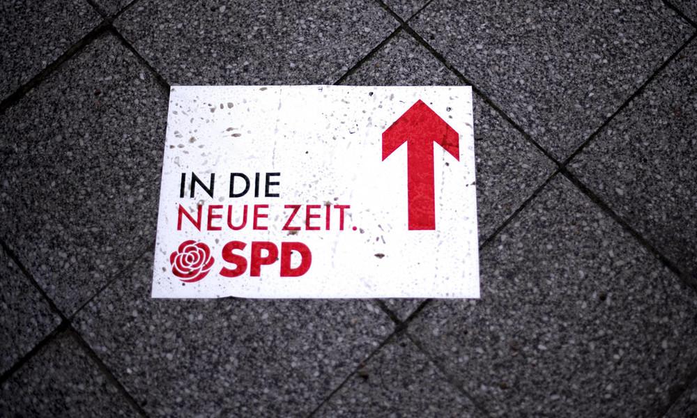 Die SPD ist heute ganz fest verwurzelt – nur wo genau?
