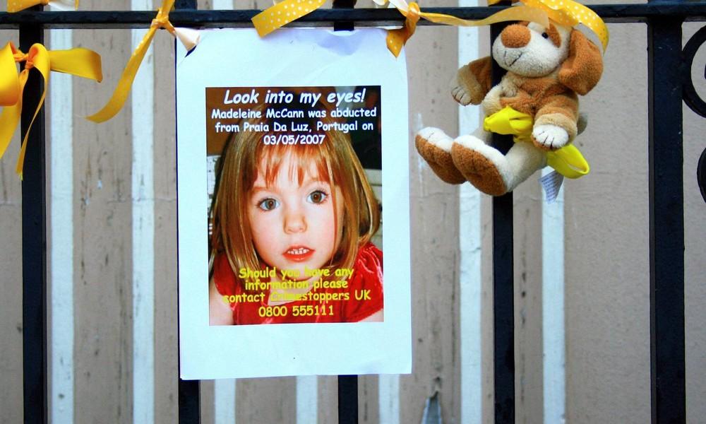"""LIVE: Fall der verschwundenen """"Maddie"""" – Behörden kündigen neue Ermittlungsergebnisse an"""