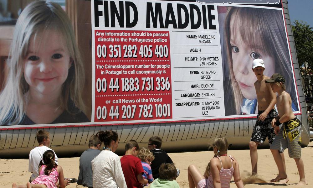 13 Jahre Suche nach Maddie: Steht der Fall vor der Aufklärung?