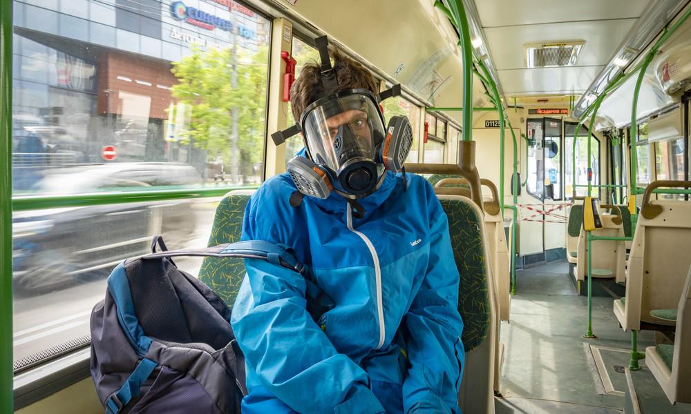 Moskauer Bürgermeister: Maskenpflicht soll bis zur Massenimpfung der Bevölkerung gelten