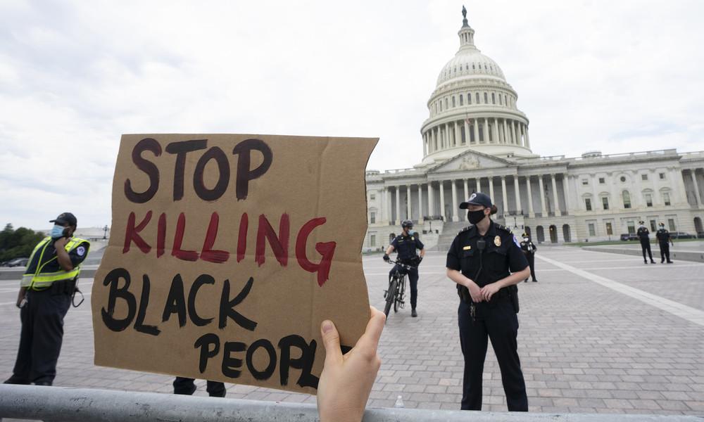 Tod von George Floyd: Gibt es systemische Gründe für die Polizei-Brutalität in den USA? (Video)