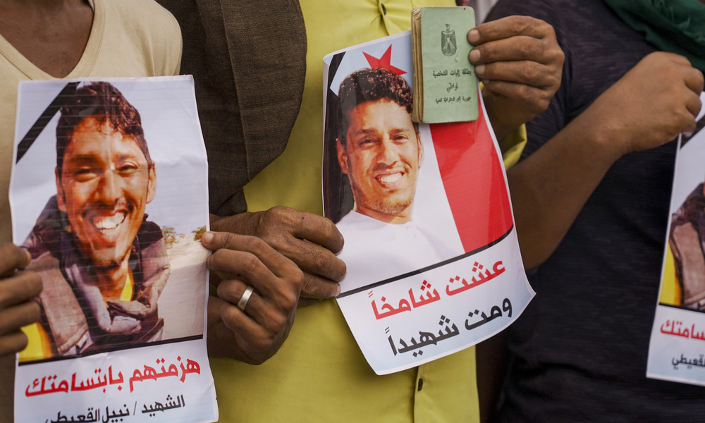 Preisgekrönter Ruptly-Fotoreporter Nabil Hasan al-Quaety im Jemen getötet