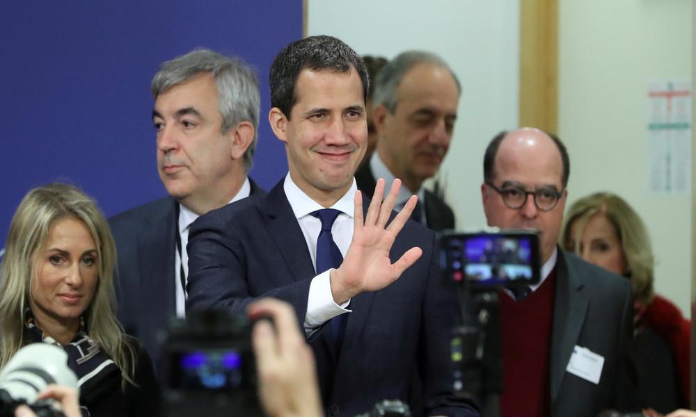 """Venezolanische Regierung: """"Guaidó versteckt sich in französischer Botschaft"""" – Frankreich dementiert"""