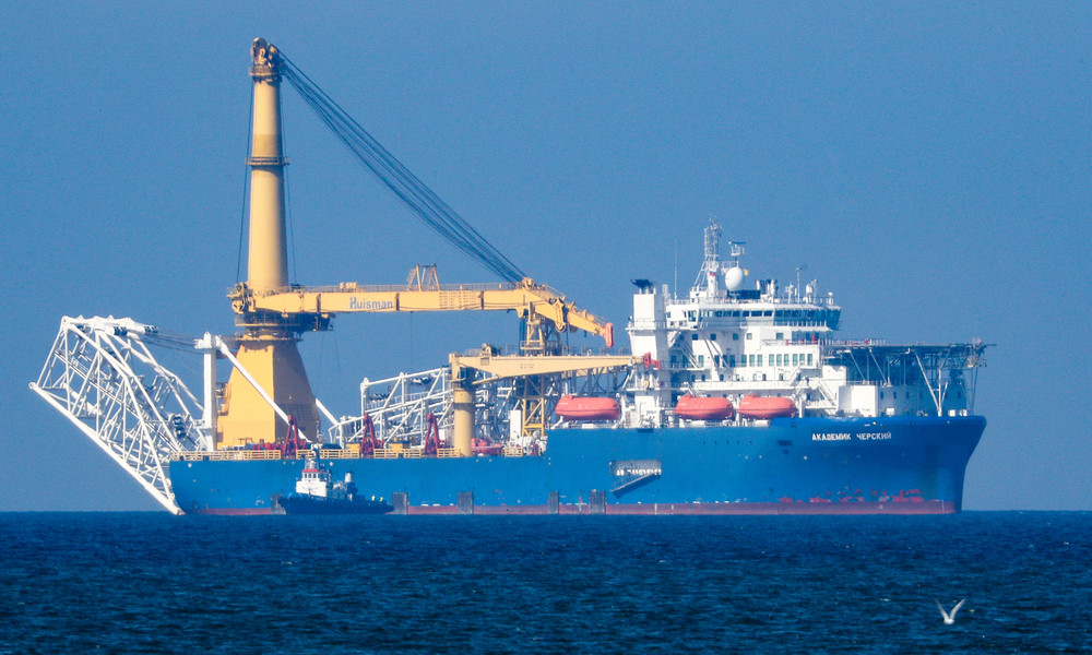 Nord Stream 2: US-Sanktionen nun auch gegen mittelbare Dienstleister