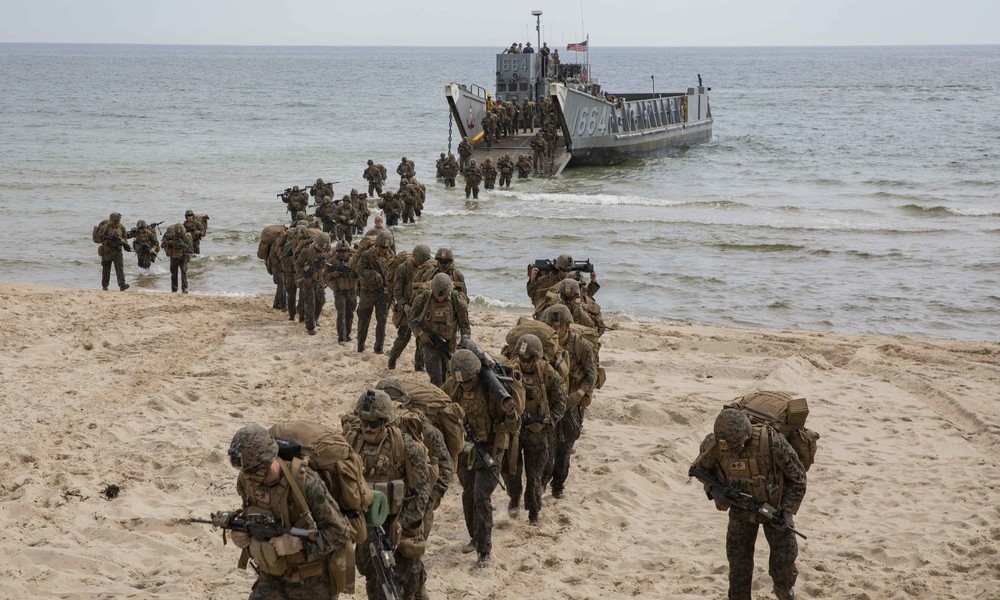 Systemrelevant? NATO übt Seekrieg in der Ostsee während der Pandemie