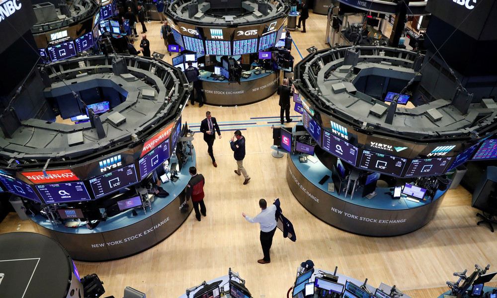 Wenn zwei sich streiten: Chinesische Börsengiganten kehren den USA zugunsten Hongkongs den Rücken