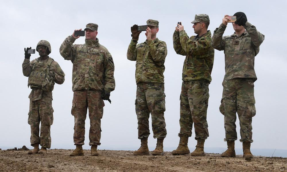 Eiskalt erwischt: Washington kündigt Teilabzug von US-Truppen aus Deutschland an