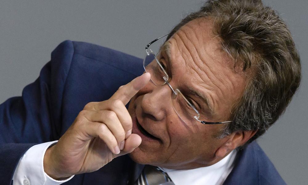 Klaus Ernst: Deutschland sollte US-Sanktionen gegen Nord Stream 2 mit Erdgas-Strafzöllen begegnen