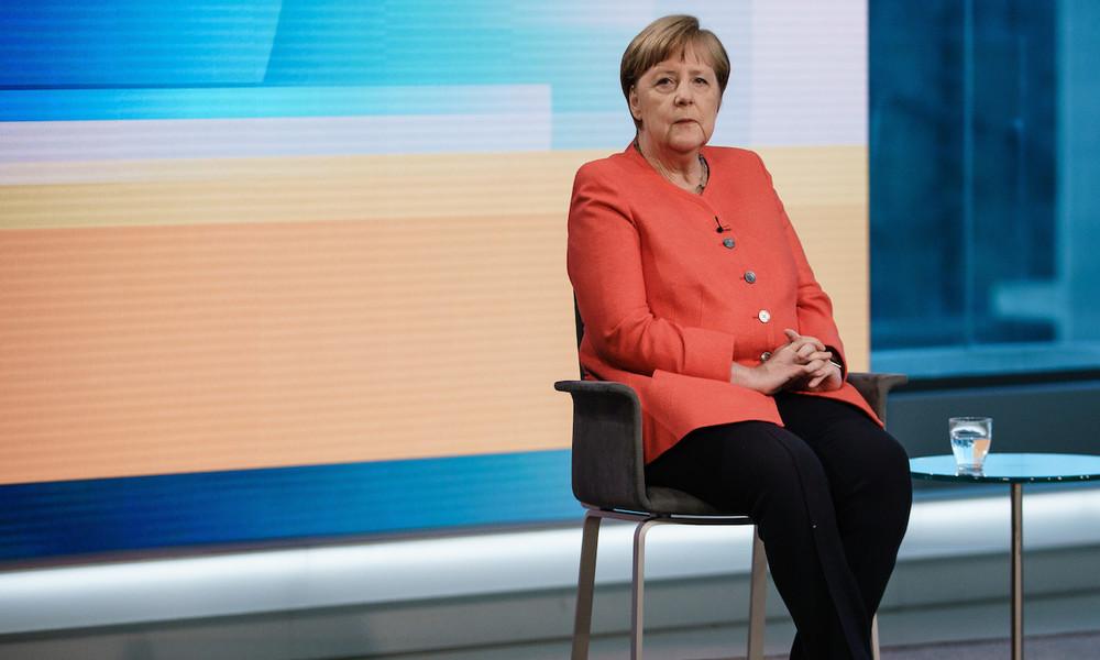 """Regierungssprecher: Merkel """"entsetzt"""" über den Mord an George Floyd"""