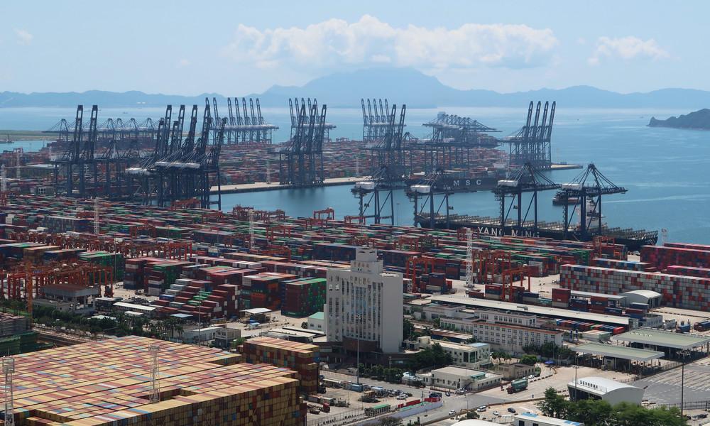 Corona-Krise lässt Chinas Außenhandel um 9,3 Prozent einbrechen