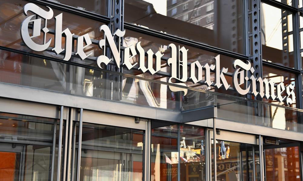 Nach Gastbeitrag bei der New York Times: Meinungschef tritt ab