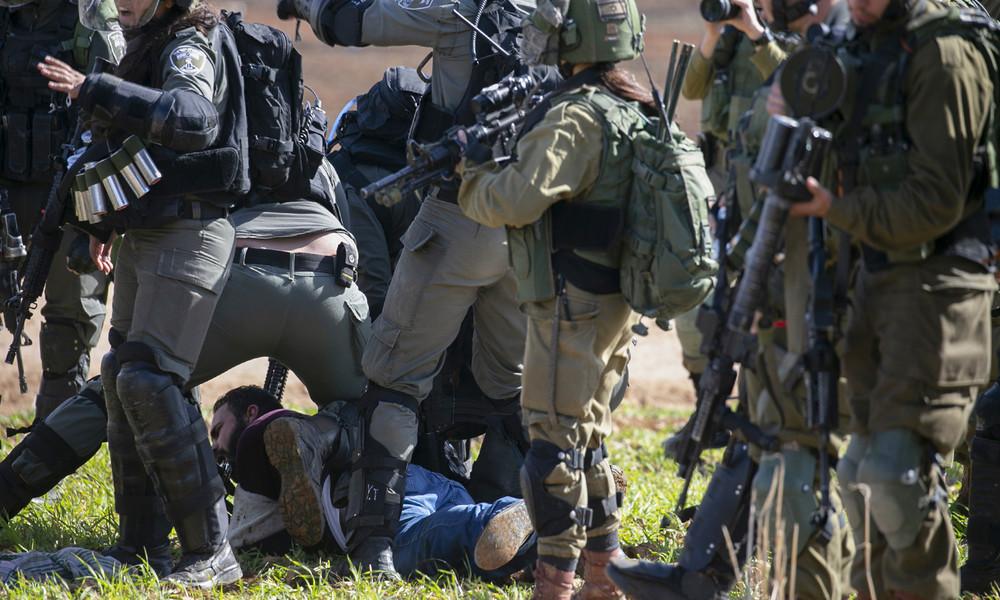 """US-Polizisten lernten in Israel """"Techniken zur Ruhestellung"""" bei Protesten"""