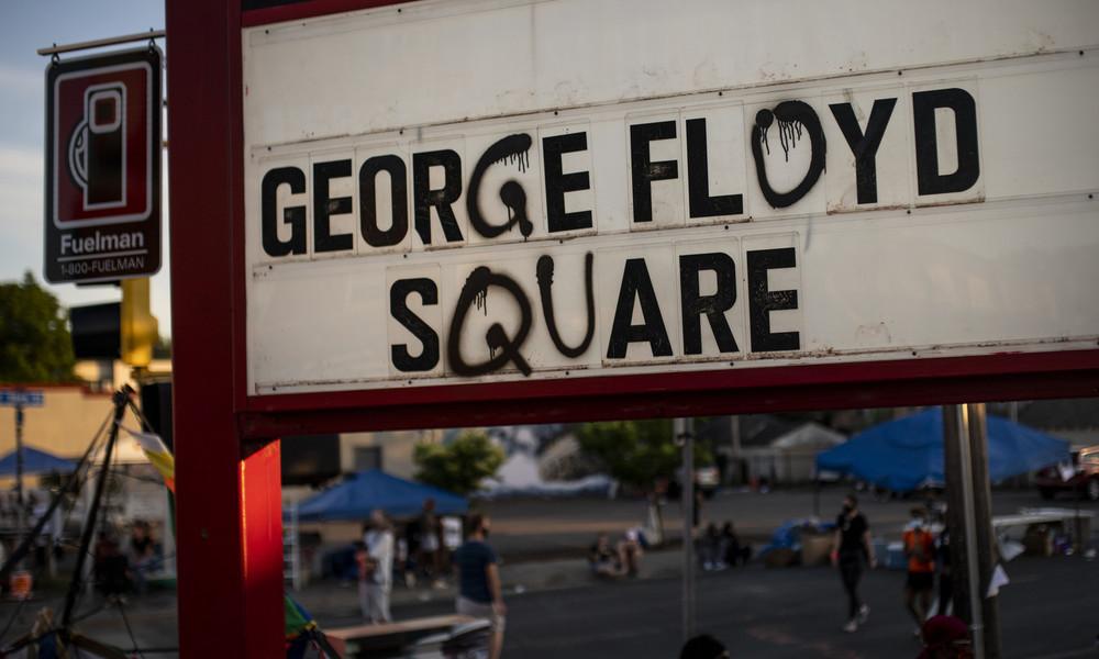 Nach Tod von George Floyd: Polizei in Minneapolis soll aufgelöst werden (Video)