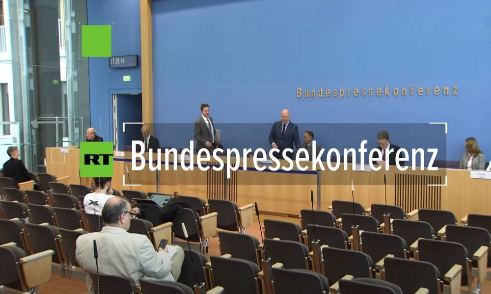 """Bundespressekonferenz zu US-Abzugsplänen: """"Unerschütterlicher Zusammenhalt über den Atlantik hinweg"""""""