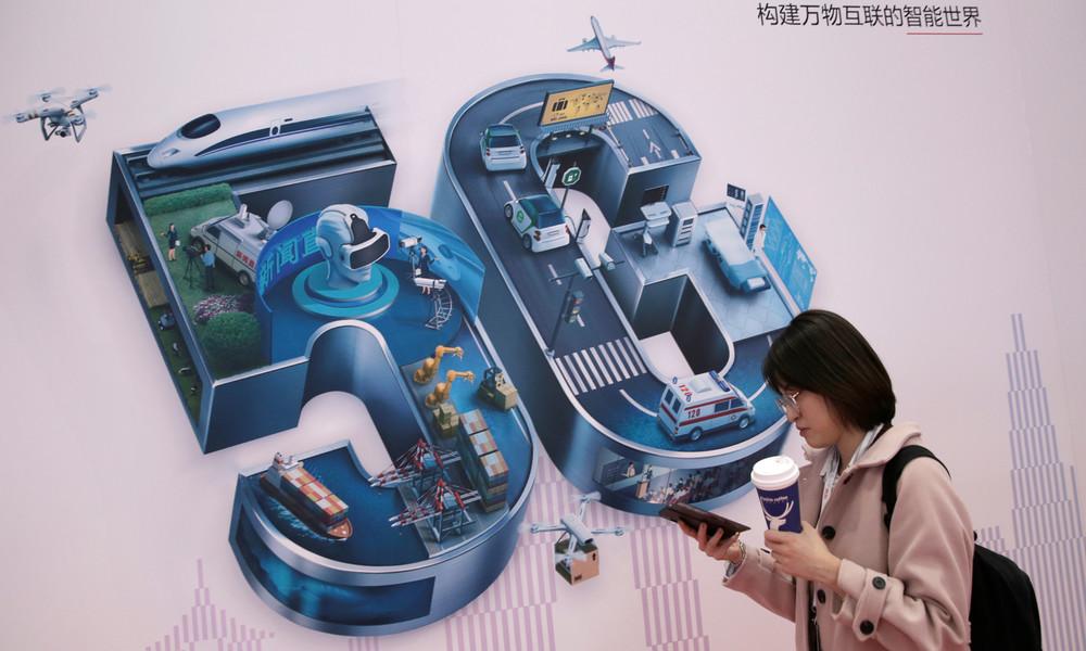 China will bis Ende des Jahres 600.000 5G-Stationen installieren