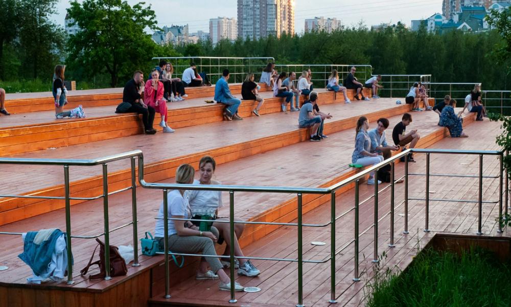 LIVE aus Moskau – Ende des Lockdown