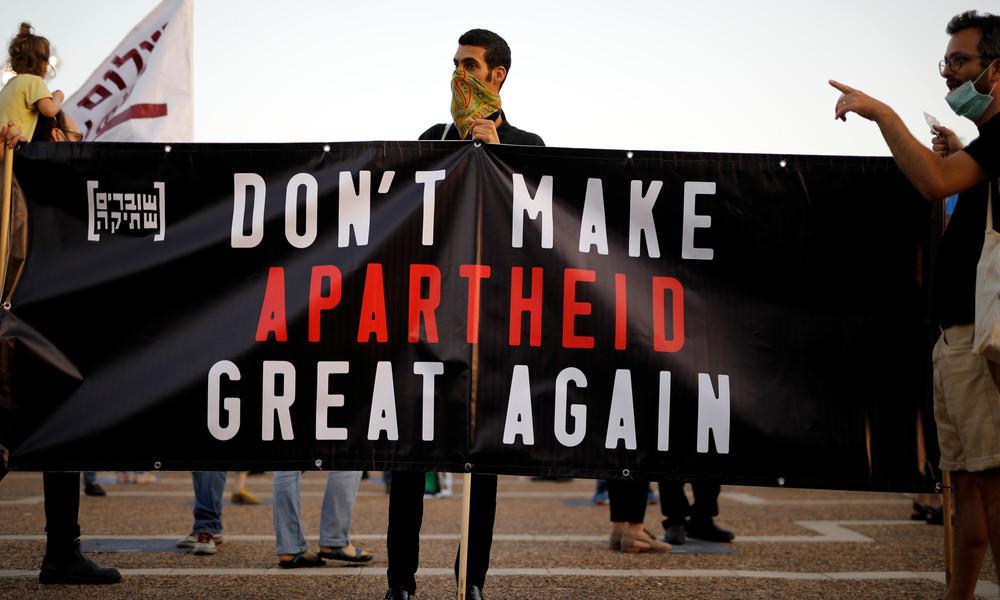 Wie Israel die Bundesregierung kurz vor der Annexionsabstimmung an der Nase herumführt