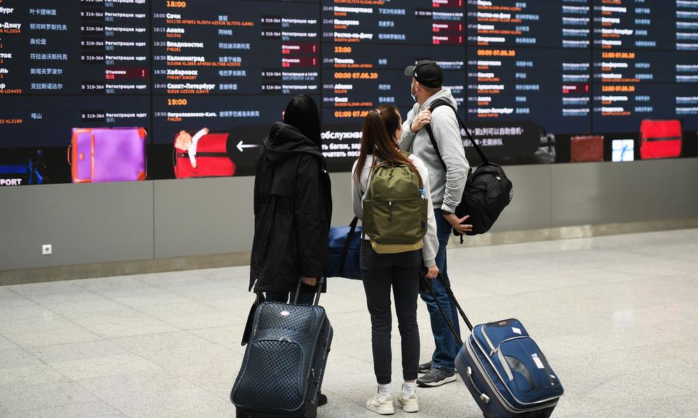 Russische Luftfahrtbehörde will ab 15. Juli internationalen Flugverkehr wieder zulassen