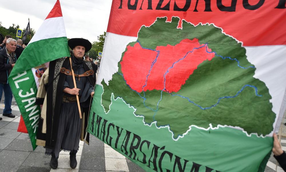 Orbán träumt von einer Wiederauferstehung Groß-Ungarns