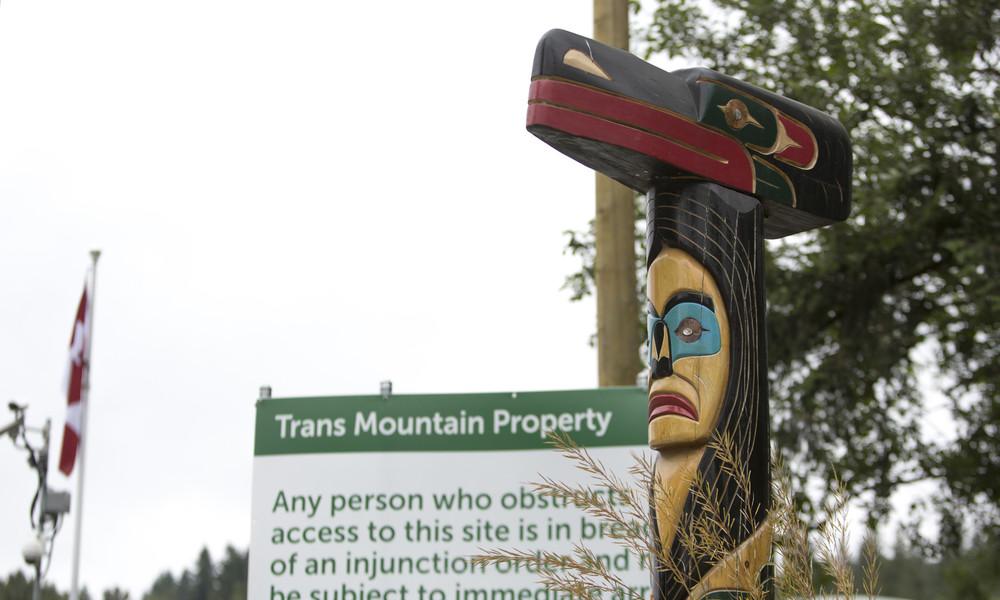 Kanada: Gesetz soll Proteste von Ureinwohnern verhindern (Video)