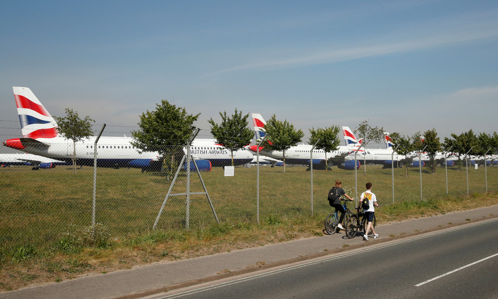Britische Luftfahrtbranche warnt: Neue Quarantäneregeln könnten zu Massenentlassungen führen