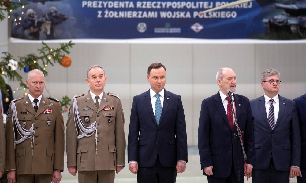 Polen klärt Frage zu Verhandlungen mit den USA über nukleare Teilhabe
