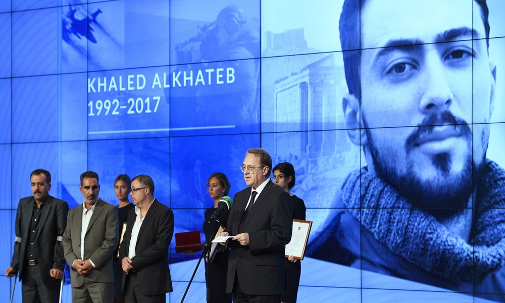 RT verlängert Anmeldeschluss für Khaled Alkhateb International Memorial Awards 2020