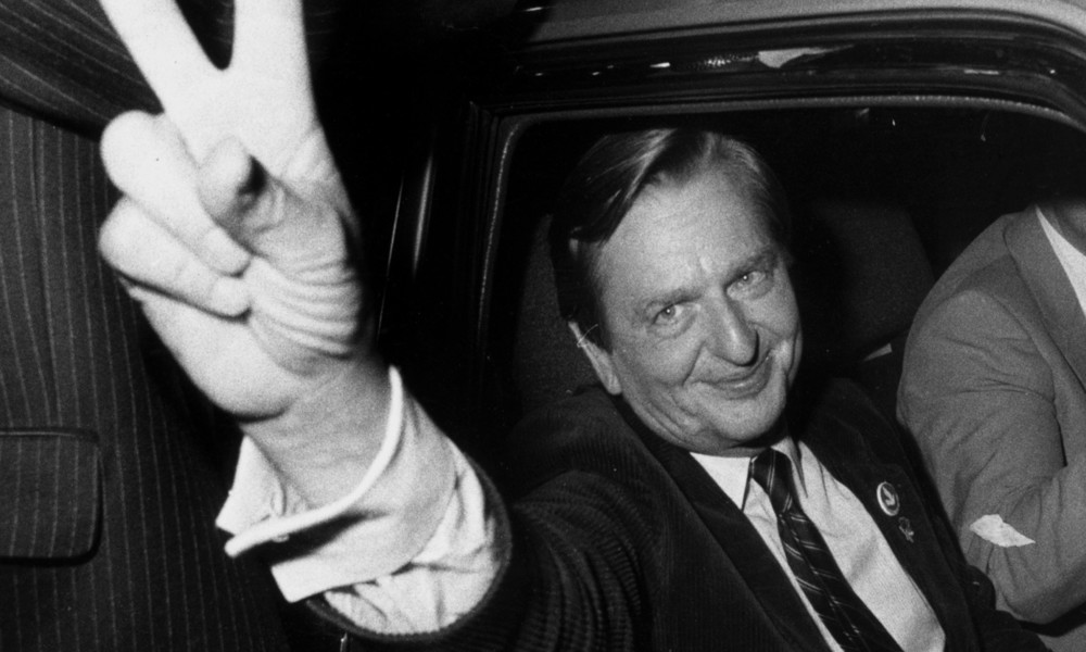 Schwedische Ermittler wollen 34 Jahre nach Mord an Olof Palme den Täter ausgemacht haben