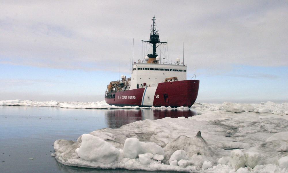 Für starke Sicherheitspräsenz: Trump ordnet Aufbau einer arktischen Eisbrecherflotte an