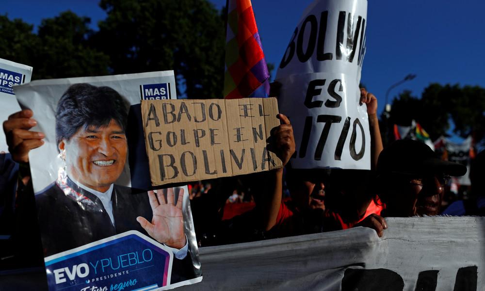 Neue Untersuchung: Es gab keine Wahlfälschung in Bolivien – OAS arbeitete mit falschen Statistiken