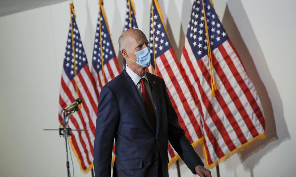 """US-Senator: China sabotiert Corona-Impfstoffentwicklung – Peking verlangt Offenlegung der """"Beweise"""""""