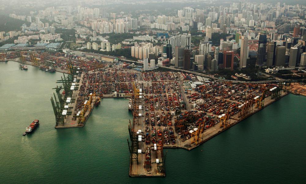 Singapur verdrängt USA und wird Indiens wichtigster Engineering-Importeur