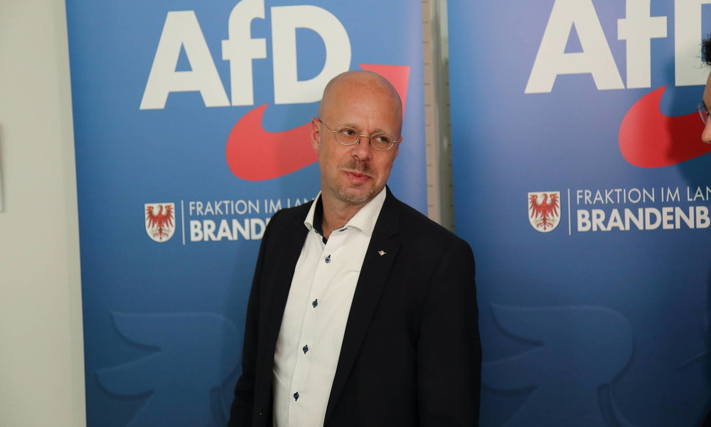 AfD-Politiker Kalbitz klagt gegen Partei-Rauswurf