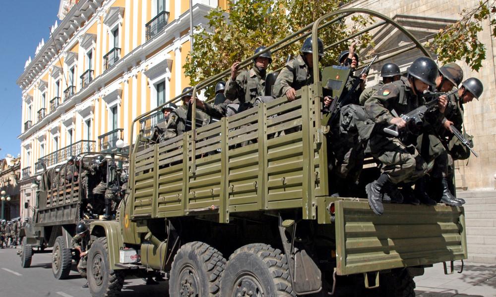 Aufgedeckt: US-finanzierte OAS legitimierte Putsch in Bolivien mittels falscher Wahlstatistiken