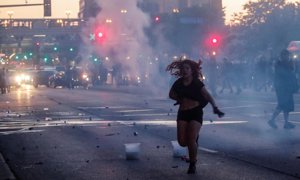 USA: Polizei gleicht einer Besatzungsarmee (Video)