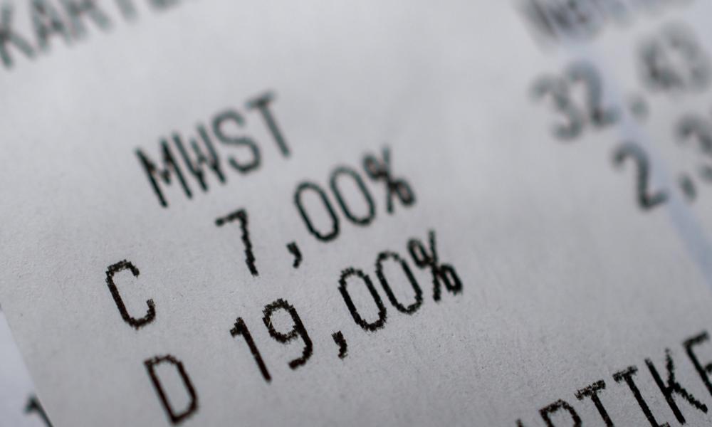 Temporäre Mehrwertsteuersenkung: Händler müssen nicht alle Produkte neu auspreisen