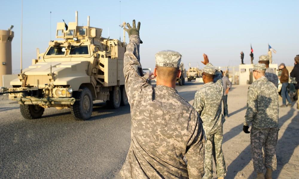 US-Truppen: Die einen jammern und wollen sie behalten, die anderen wollen sie loswerden