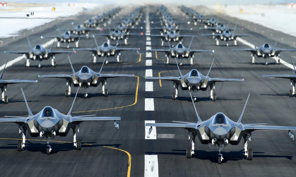 USA verstärken Militärpräsenz an Grenzen zu Russland und China