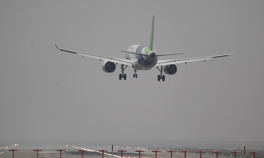 China strebt rasche Wiederherstellung der Luftverkehrsverbindungen mit Russland an