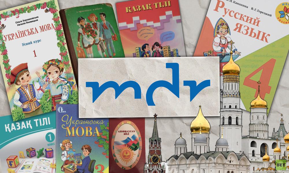 """Russisch als """"Sprache der Herrscher""""? Die ARD im Faktencheck"""