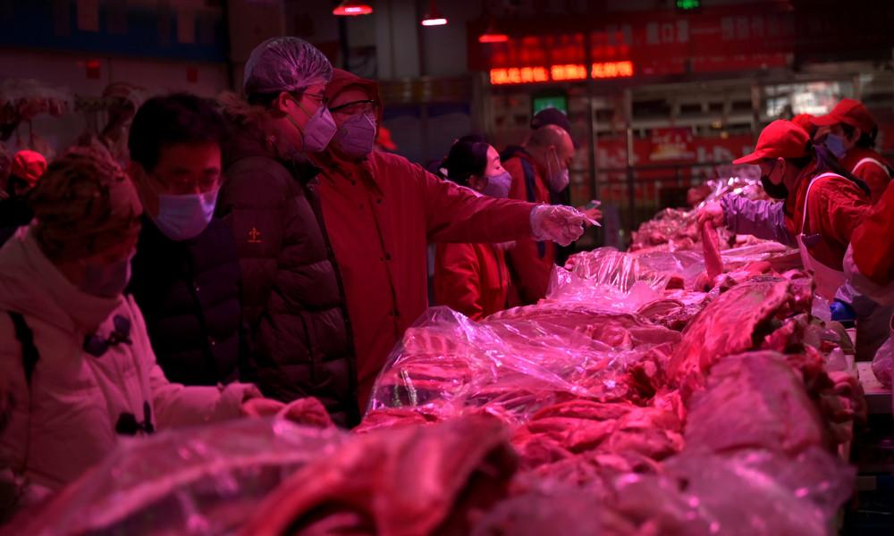 China meldet höchsten Anstieg an Corona-Fällen seit zwei Monaten